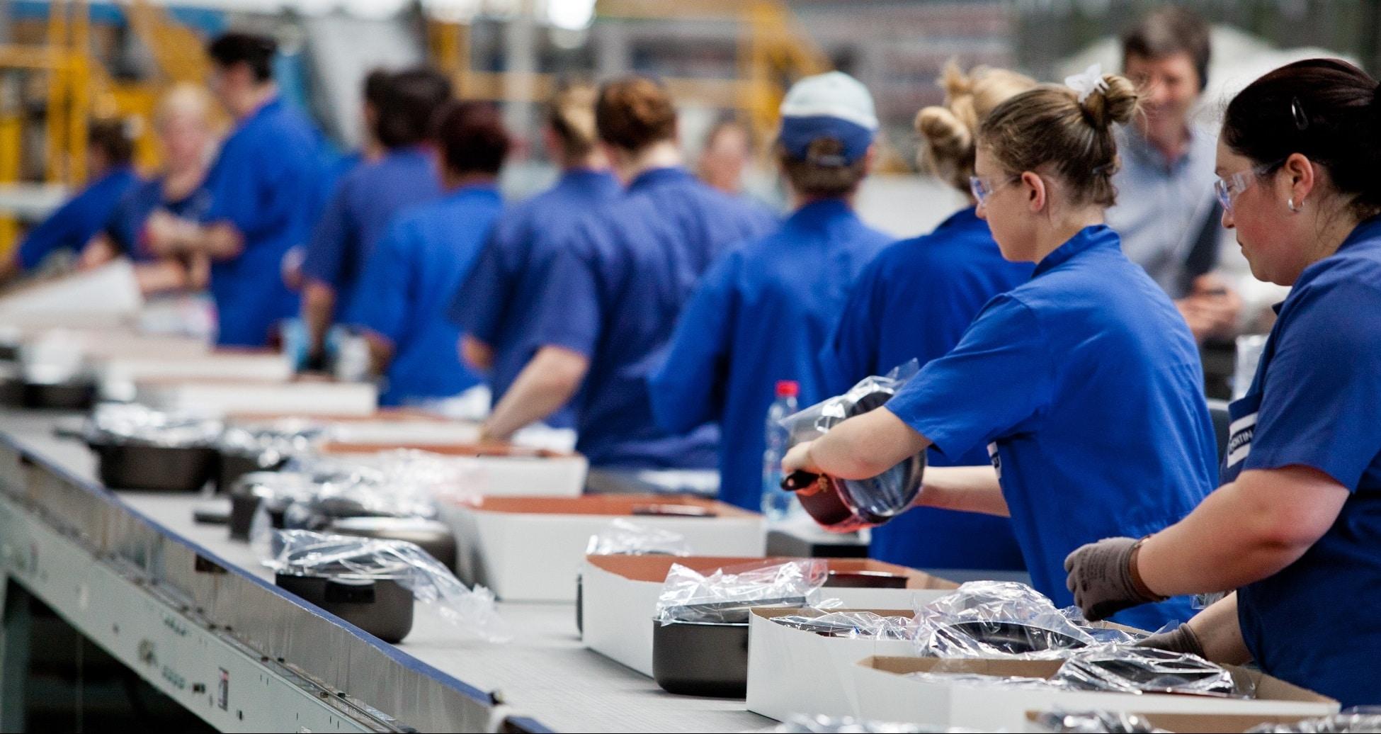 novas oportunidades de emprego para auxiliar de produção
