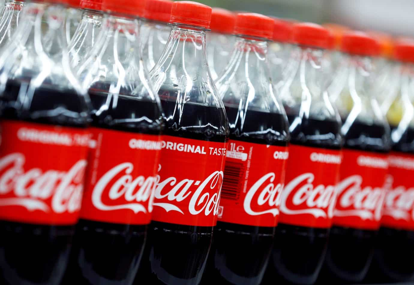 vagas para vendedor Coca-Cola.