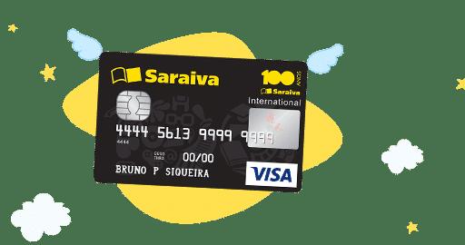 Score baixo - Cartão de crédito da Saraiva