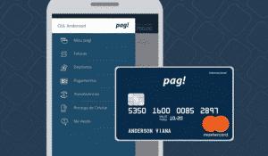 Um pouco sobre a conta digital Pag!