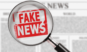 Por que que existe tanta fake news agora