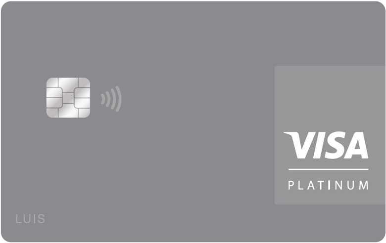 Cartão de Crédito Caixa Visa Platinum