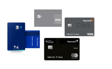 Cartão de crédito com limite alto